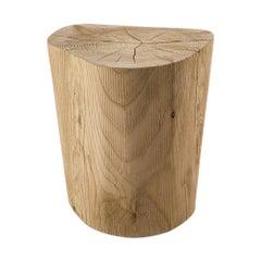 RIVA 1920, Os Buss stool, by Nespoli&Novara, cedar wood, Made in Italy