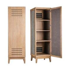 Contemporary Outdoor Storage Cabinet