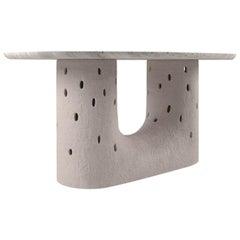 Contemporary Oval Table by FAINA