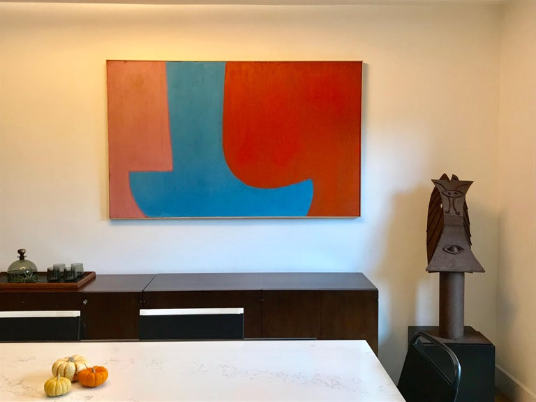 Contemporary Painting, 2018 In Excellent Condition For Sale In Los Angeles, CA
