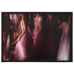 """Silbergelatineabzug """"Ballett"""" von Henry Leutwyler, 2012"""