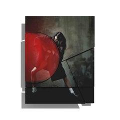 Contemporary Photography Relief or Wall Sculpture, Serge Leblon, Kinga, 2017