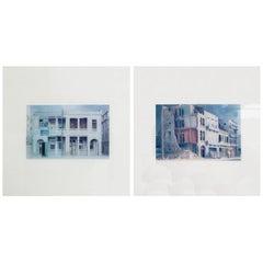 "Contemporary Photography ""Situ-Acciones II & III"" By Dionisio González 2001"
