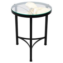 Contemporary Propeller Side Table