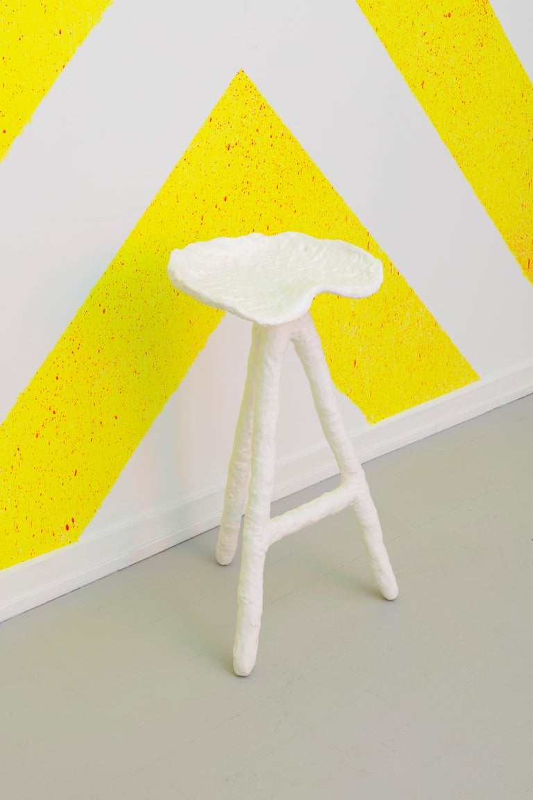 Contemporary Proto High Stool By Jerszy Seymour For Sale