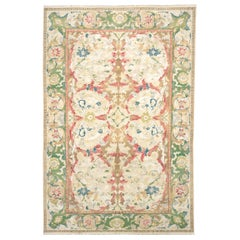 """Contemporary """"Red Vine"""" Carpet"""