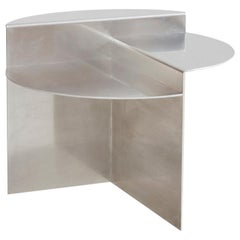 Contemporary Rivet Side Table