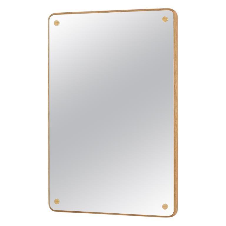 Contemporary RM-1 Rectangular Mirror 'S'