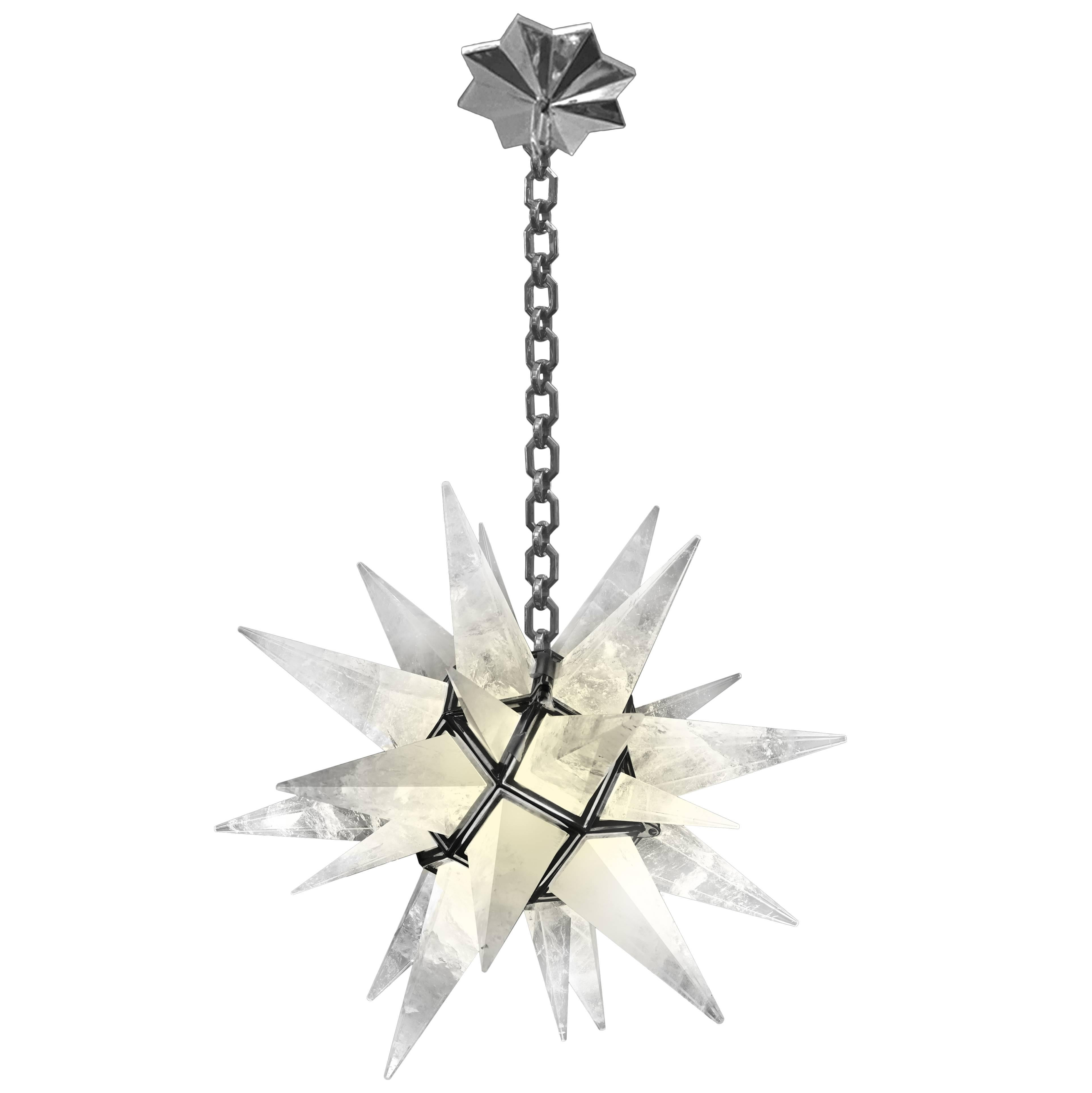 risa crystal rock with tag marjorie chandelier img pieces s merriweather entryway post