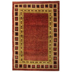 Contemporary Rugs, Handwoven Modern Rugs Carpet from Afghanistan