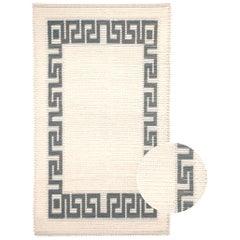 Contemporary Sardinian Handwoven Carpet