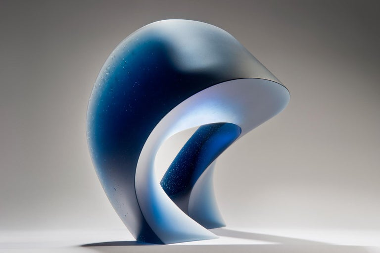 Cast Contemporary Sculpture by Heike Brachlow For Sale
