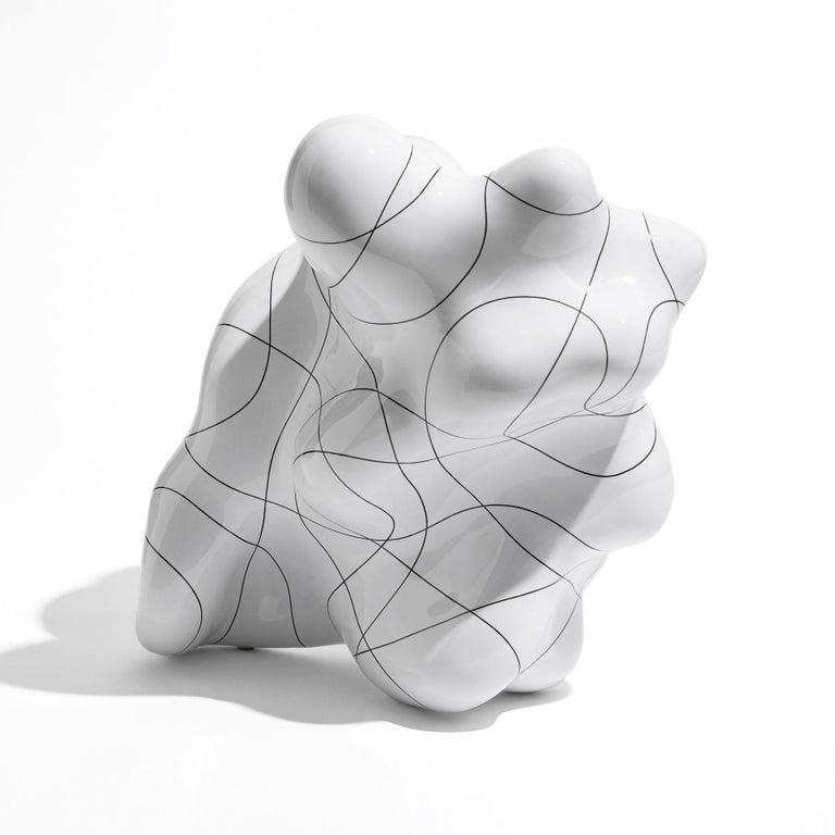 Danish Contemporary Sculpture by Steen Ipsen For Sale