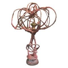 "Contemporary Sculpture ""D 0-83-0"" by Kerstin Amend-Pohlig Fine Stone Organic"