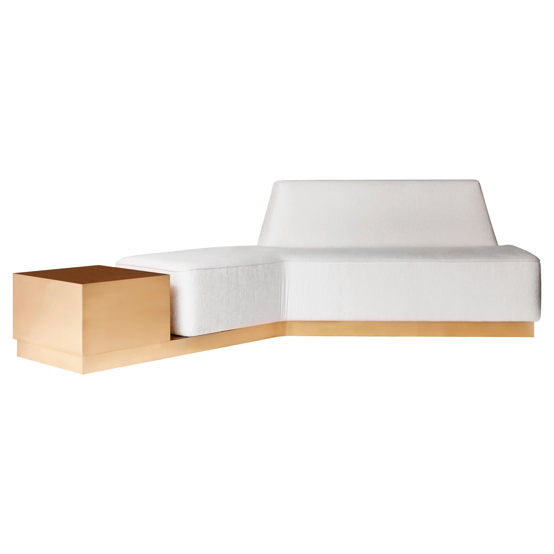 Contemporary Shape Sofa by Studio Glustin