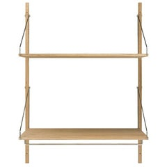 Contemporary Shelf Library Hanger Section