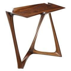 Contemporary Side Table Designed by Newman-Krasnogorov