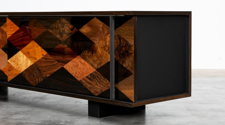 Contemporary Sideboard by Johannes Hock For Sale 3