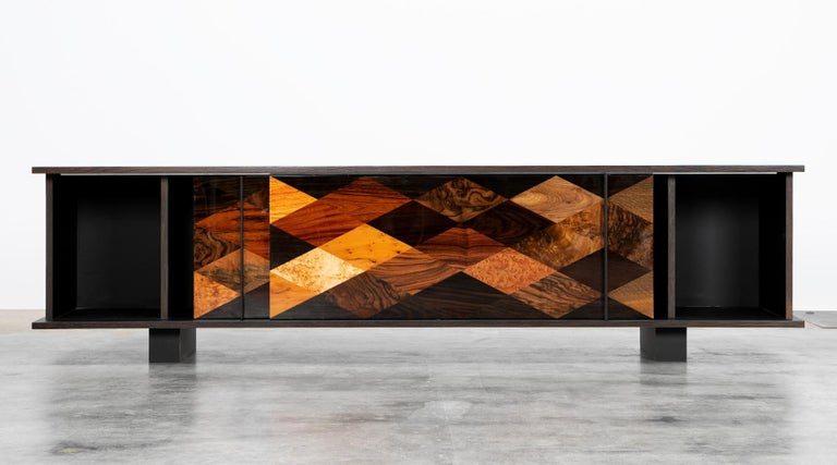 Contemporary Sideboard by Johannes Hock For Sale 4