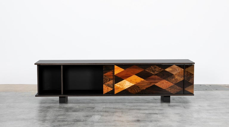 Modern Contemporary Sideboard by Johannes Hock For Sale