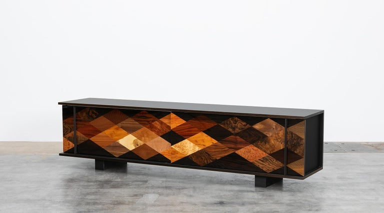 German Contemporary Sideboard by Johannes Hock For Sale