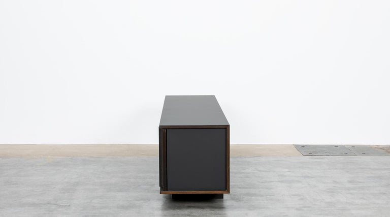 Veneer Contemporary Sideboard by Johannes Hock For Sale
