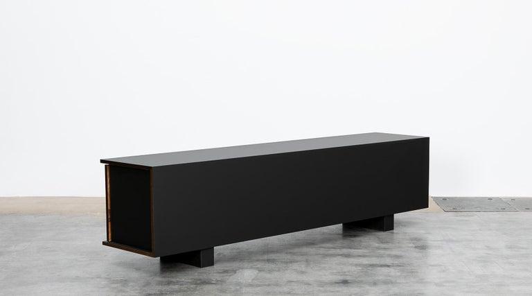 Contemporary Sideboard by Johannes Hock In Excellent Condition For Sale In Frankfurt, Hessen, DE