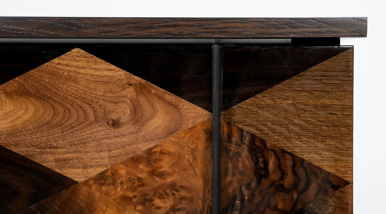 Contemporary Sideboard by Johannes Hock For Sale 2