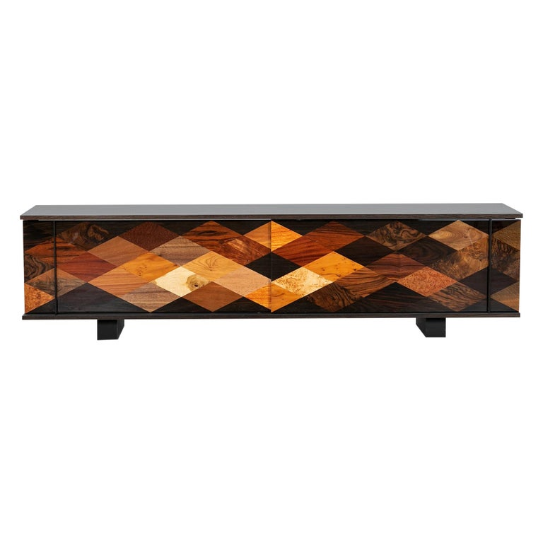 Contemporary Sideboard by Johannes Hock For Sale