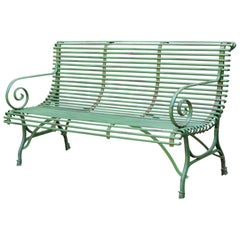 Contemporary St. Sauveur Arras Garden Bench