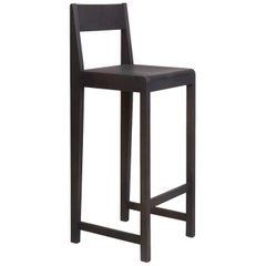 Contemporary Stool 01 Ash Black / Ash Black