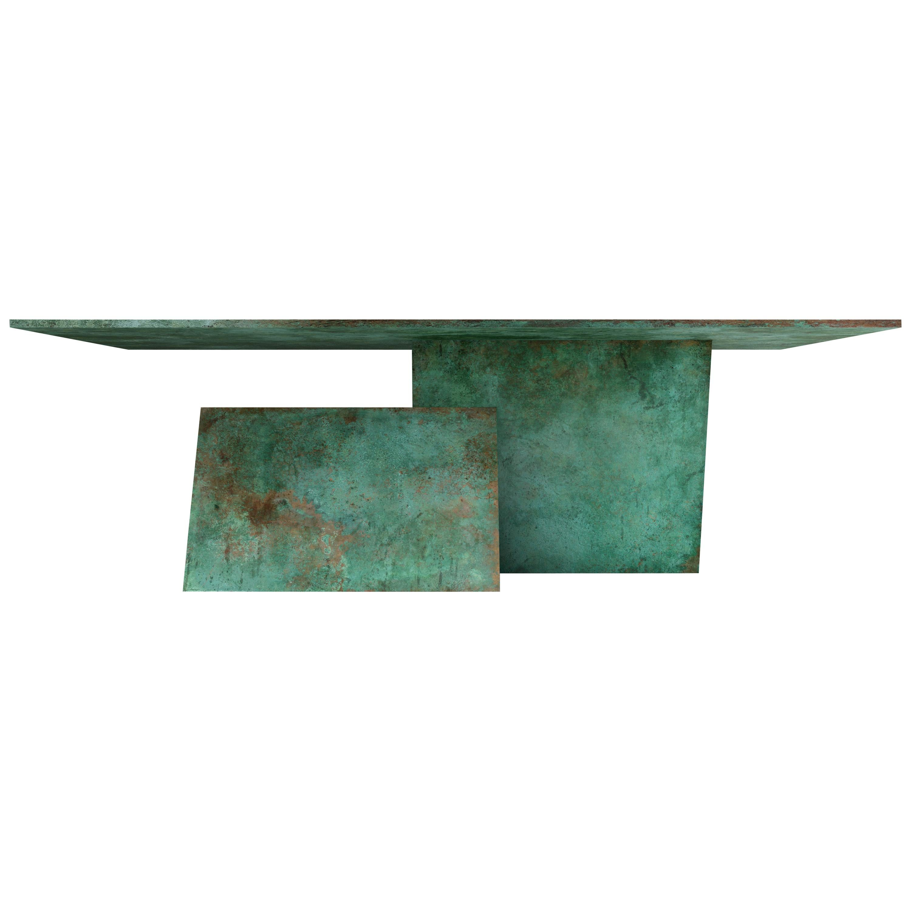 Contemporary Table by dAM Atelier