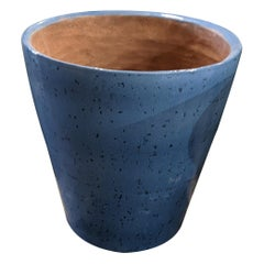 Contemporary Terracotta Planter from France