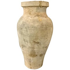 Contemporary Terracotta Urn from Spain