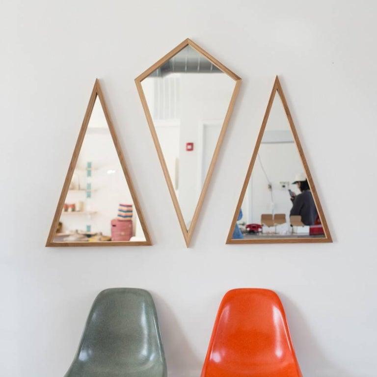 "The ""Trio Geometric Mirrors"