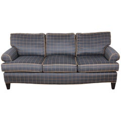 Contemporary Upholstered Sofa by Smith Brothers