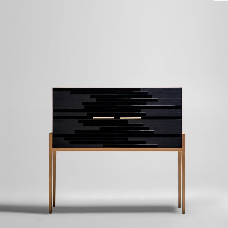 Cabinet designed by Larissa Batista 