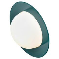 Contemporary Wall Lamp 'Alley' by AGO 'Small-Green'