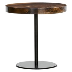 Contemporary Walnut Wood Coffee Table by Johannes Hock 'C'