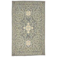 Contemporary 'Wiener Werkstatte' Design Carpet