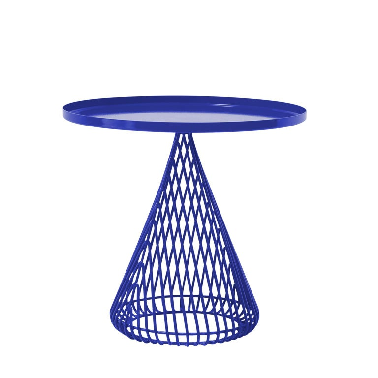 Mid-Century Modern Contemporary Wire Cocktail