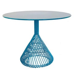 Contemporary, Wire, Four-Person Bistro Table by Bend Goods