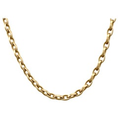 Contemporary Yellow Gold Necklace by 'Boodles'