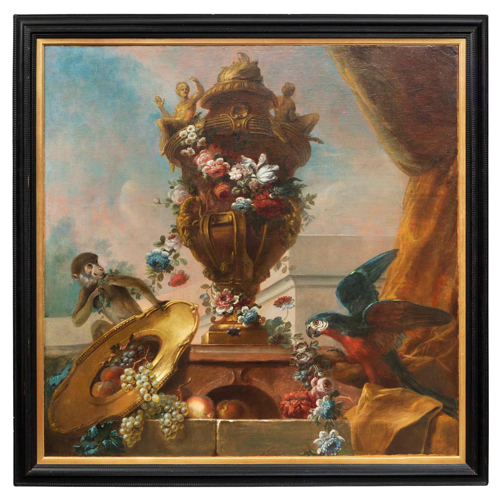Continental 19th Century Still Life Painting