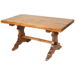 Continental Fruit Wood Dining Room Table