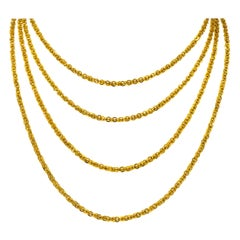 Victorian Link Necklaces