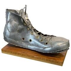 Converse Sneaker sculpture monogrammed