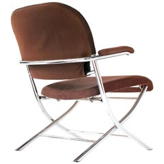 Convertible DUX Easy Chair-to-Dining Chair