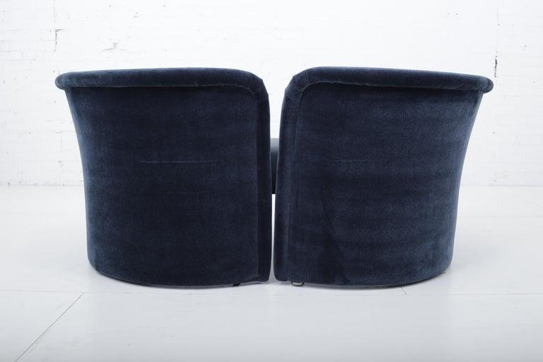 Convertible Tete-a-Tete Settee Sofa, Thayer-Coggin For Sale 2