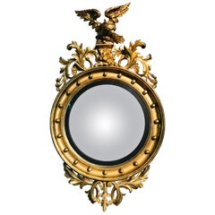 Convex Mirror, Regency Period